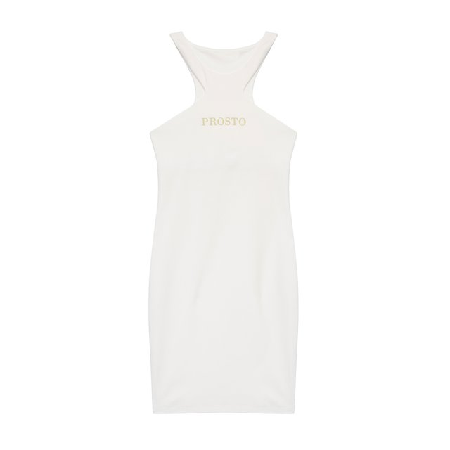 TANK SUMMER DRESS CREAM