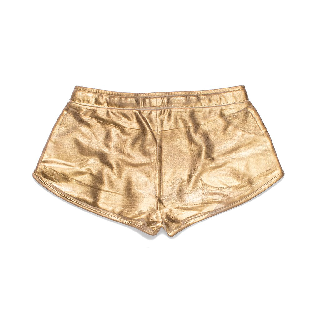 SHORTS BLINK BLINK GOLD