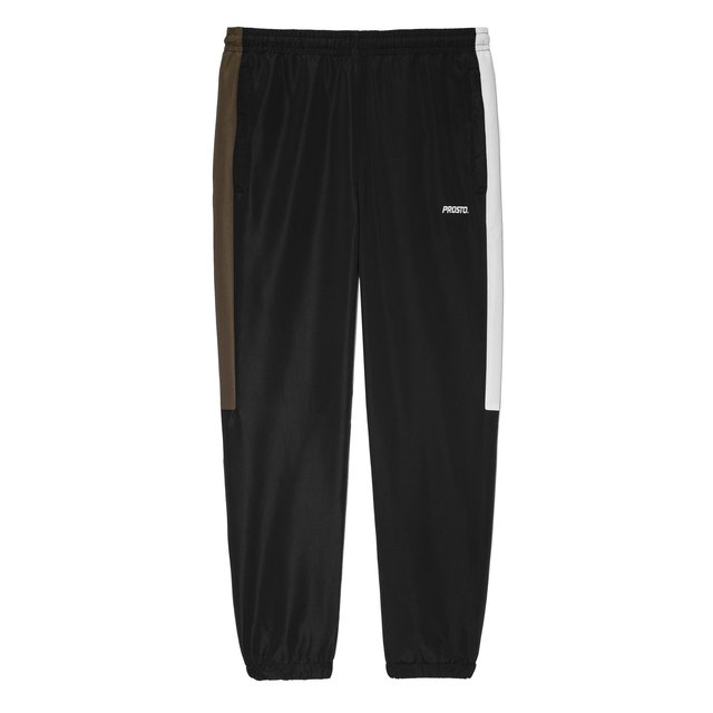 TRACKSUIT PANTS POSE BLACK