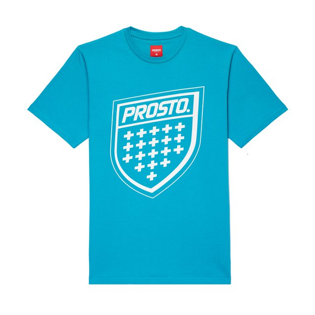 T-SHIRT SHIELD XX BLUE