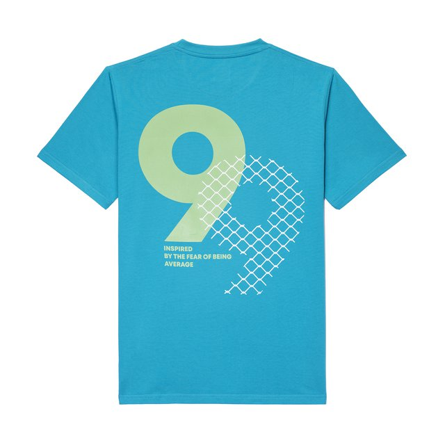 T-SHIRT AVERAGE BLUE