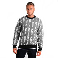 ST SWEATSHIRT MULTIPLY MEDIUM HEATHER GREY