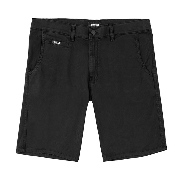 CHINO SHORTS ACID BLACK