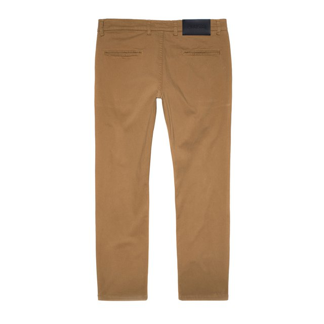 CHINOS RIGA LIGHT MUSTARD