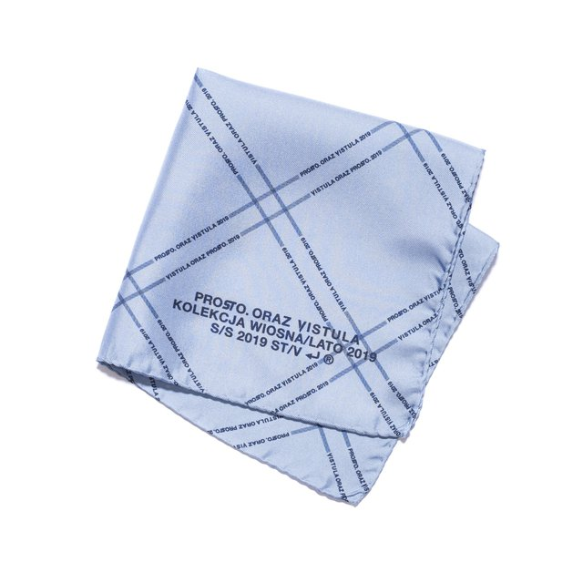V/ST POCKET SQUARE VOLKER #1