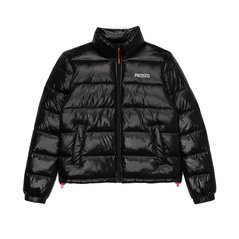 PUFFY JACKET BLACK