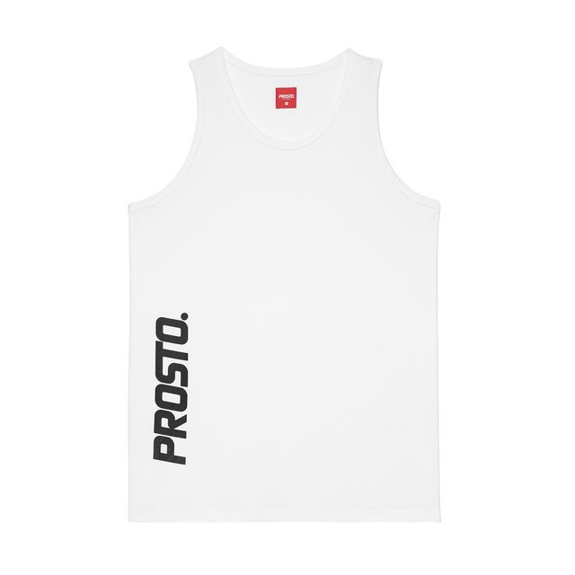TANK TOP KLASA WHITE
