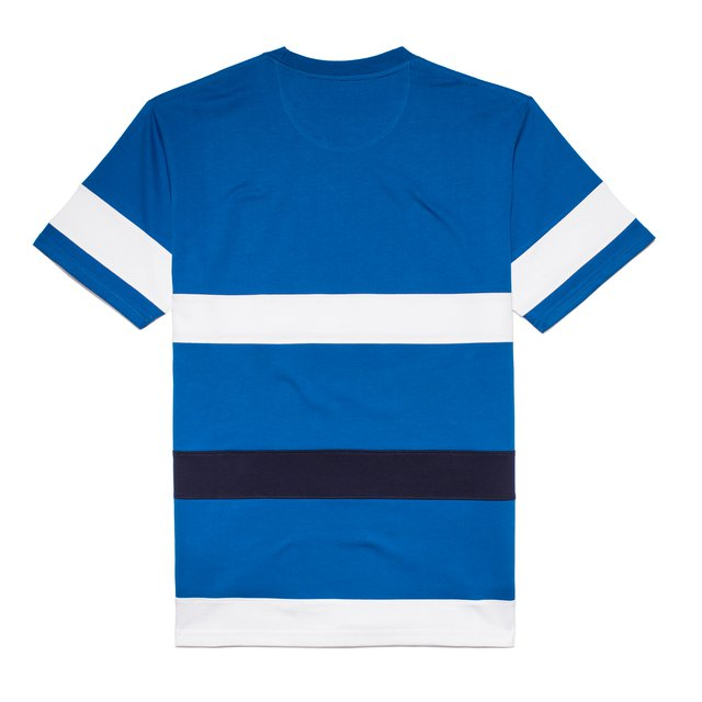 T-SHIRT STRIPES REGISTERED BLUE