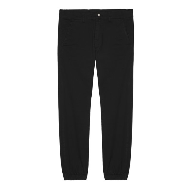 CHINO JOGGER CALL BLACK