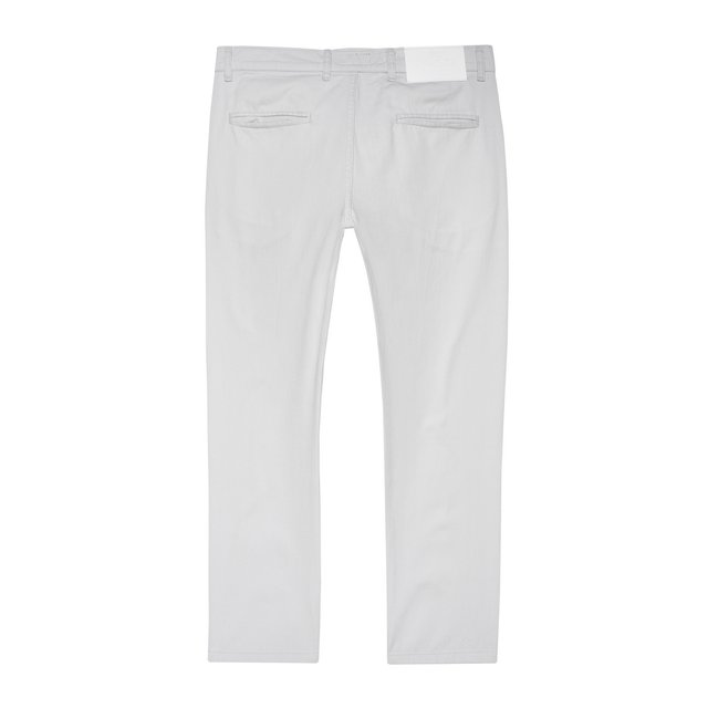 CHINOS RIGA LIGHT GREY