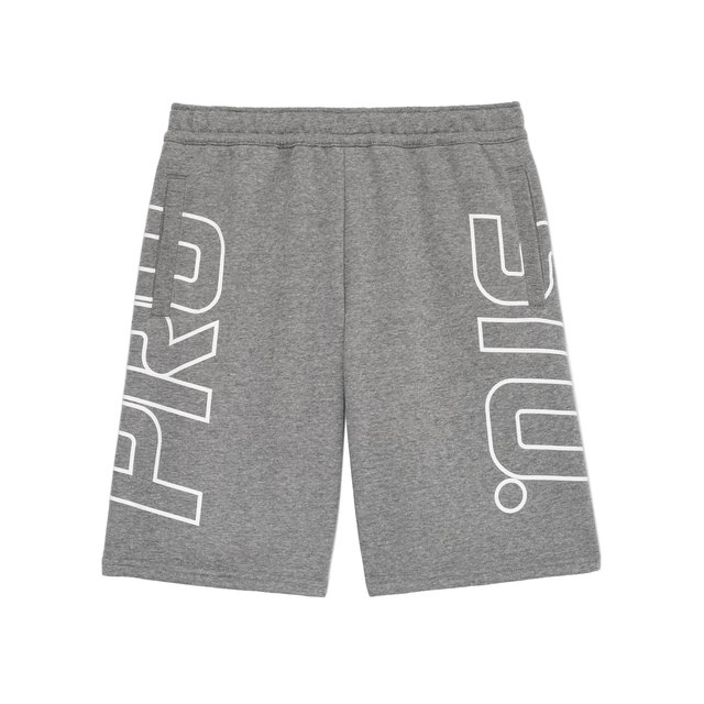 SHORTS BIGLINE GREY
