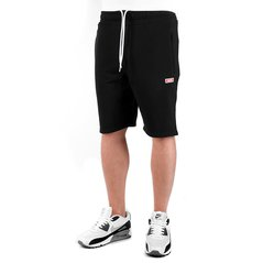 ST SWEATSHORTS BASIC BLACK