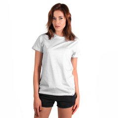 F.EL TEE WASHED LIGHT GREY