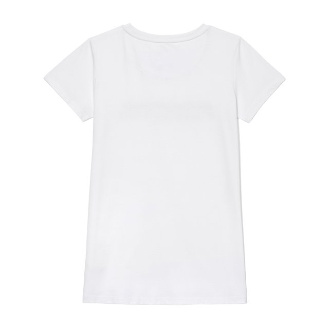 T-SHIRT FLO WHITE