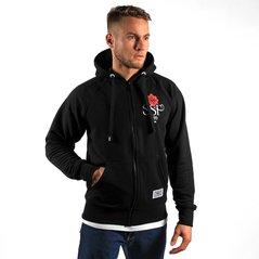 KL ZIPHOODY ROSE BLACK