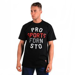 ST T-SHIRT PARENTHESIS BLACK