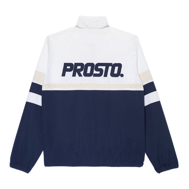 TRACK TOP EAST DARK NAVY
