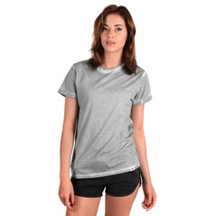 F.EL TEE WASHED DARK GREY
