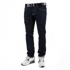 KL JEANS STRAIGHT DARK BLUE