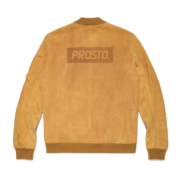 SUEDE BOMBER TBILISI