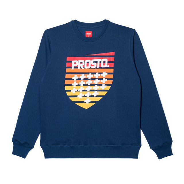 CREWNECK RISEUP DARK BLUE