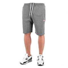 ST SWEATSHORTS BASIC MEDIUM HEATHER GREY