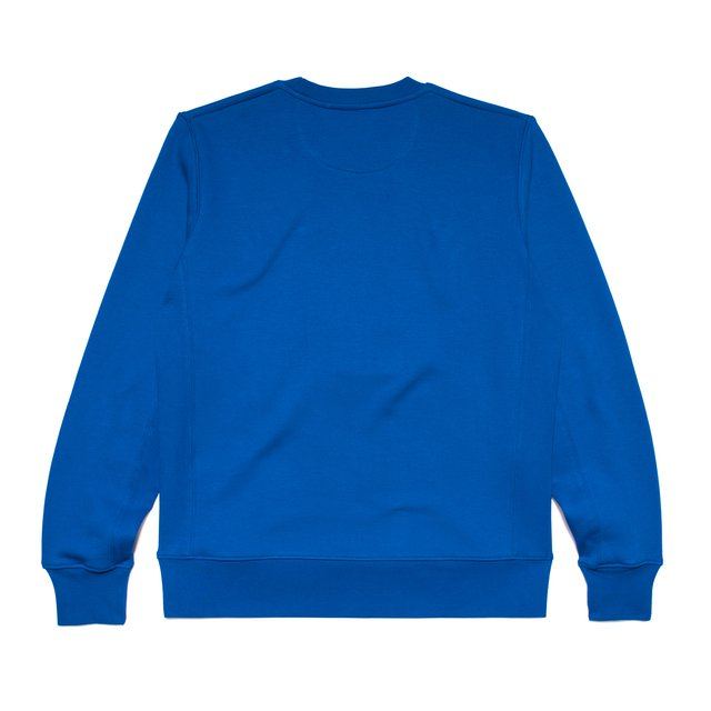 CREWNECK PLAYGROUND BLUE