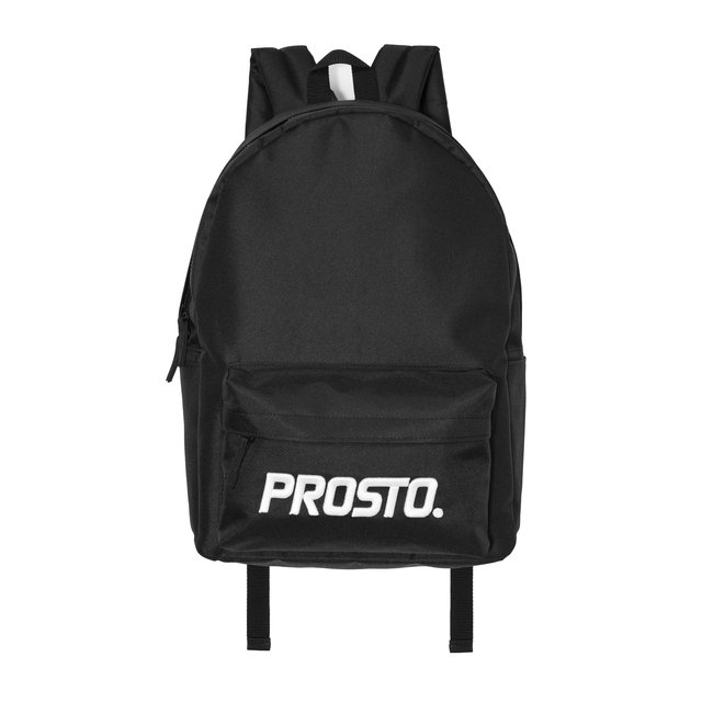 BACKPACK COLLEGIAN BLACK