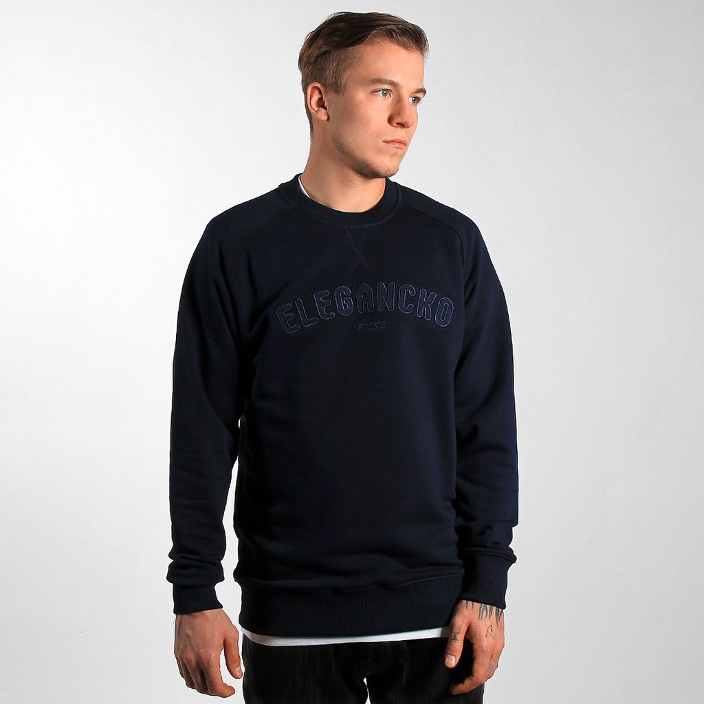 SWEATSHIRT PHARSE DARK BLUE