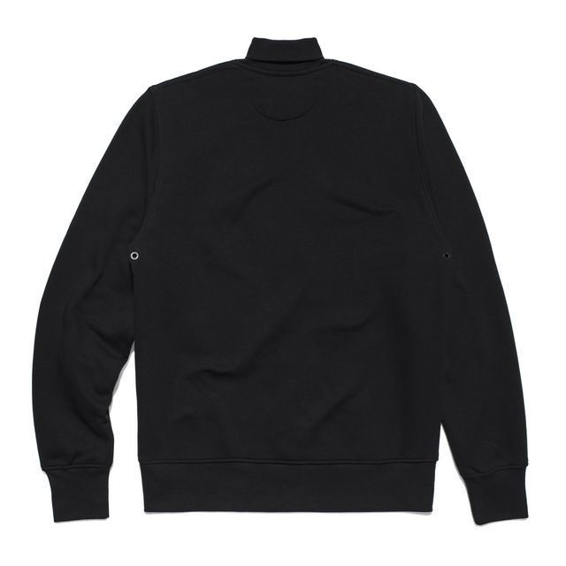 TURTLENECK MONTEVIDEO BLACK
