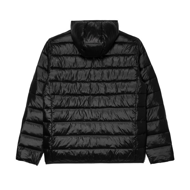 SPEEDY QUILTED BLACK