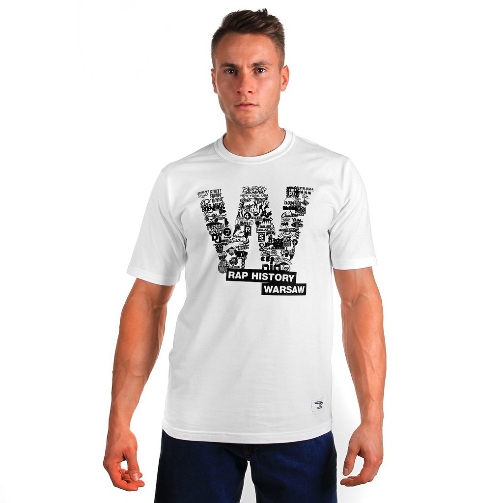 T-SHIRT RHW WHITE