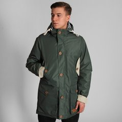 EL JACKET LODGE KHAKI