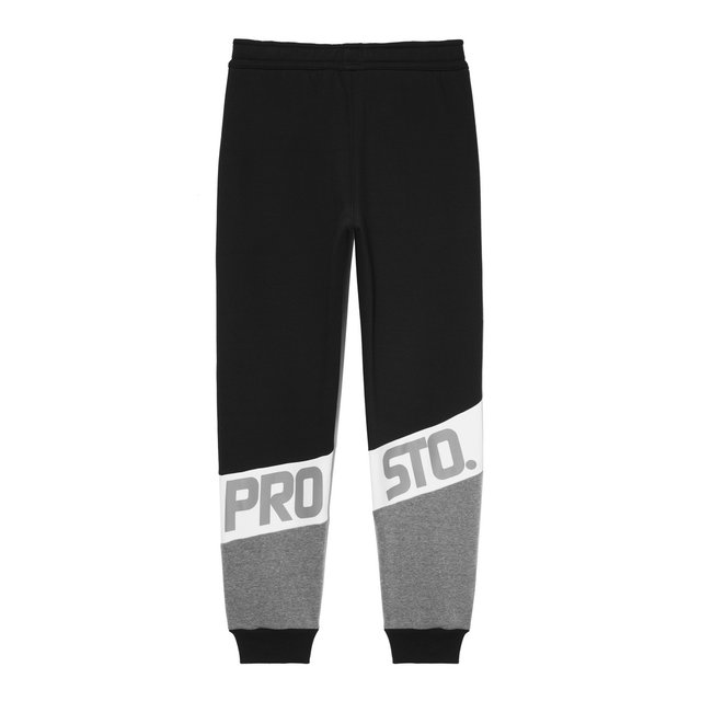 SWEATPANTS TRUE CALF BLACK