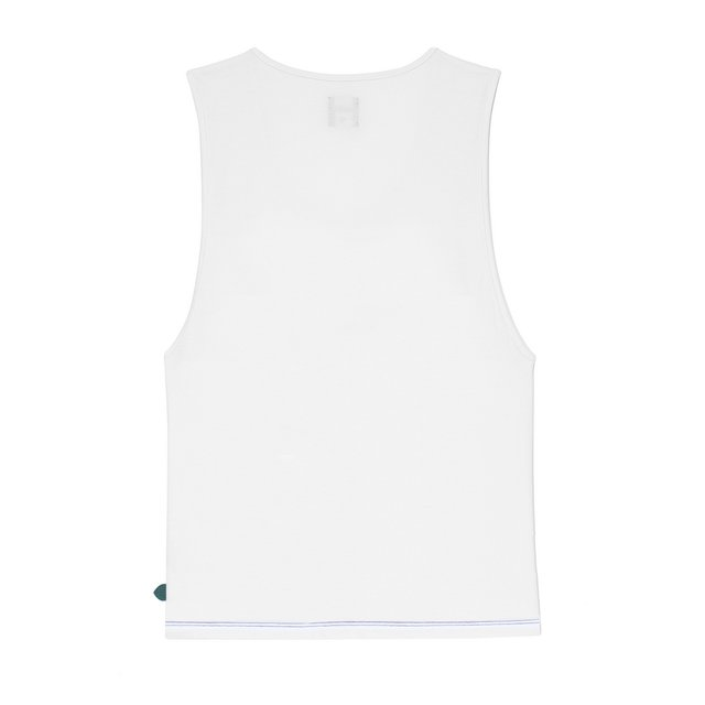 TANK TOP TROPIC SPRING GREEN