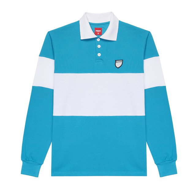 LONG POLO NFL BLUE