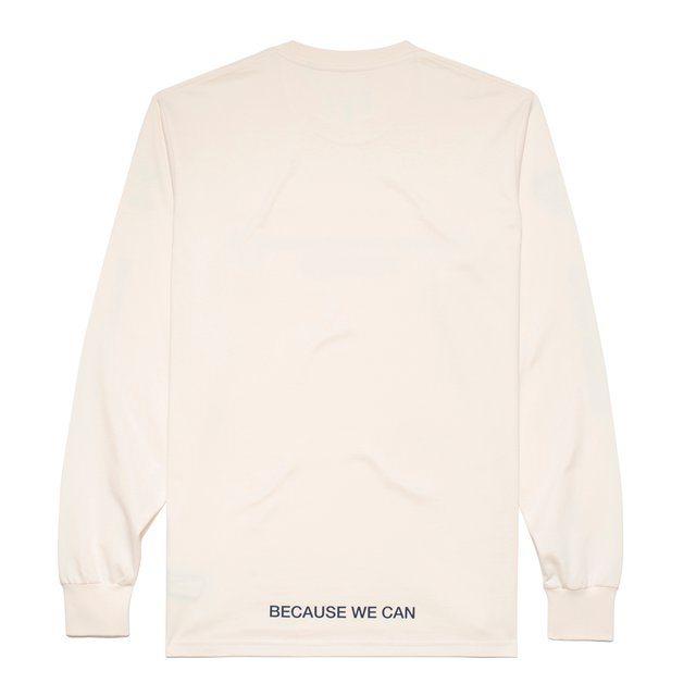 LONGSLEEVE TRADEMARK CREAM