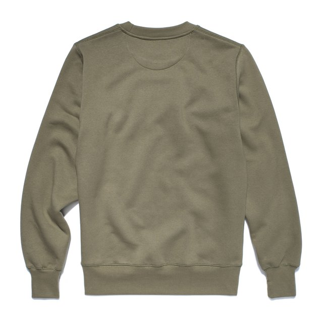CREWNECK POWER KHAKI