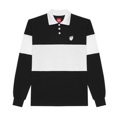 LONG POLO NFL BLACK