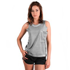 F.EL TANK WASHED DARK GREY