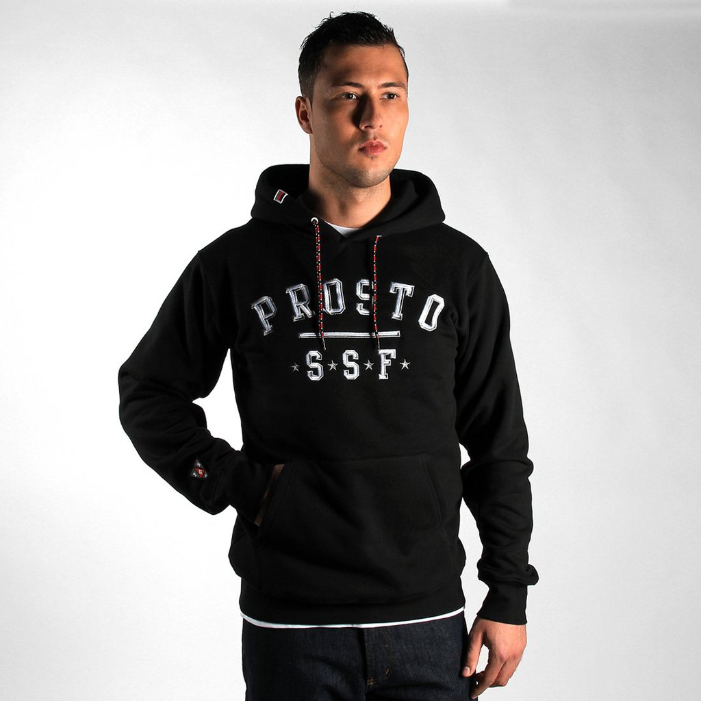 HOODY STRUCTURE BLACK