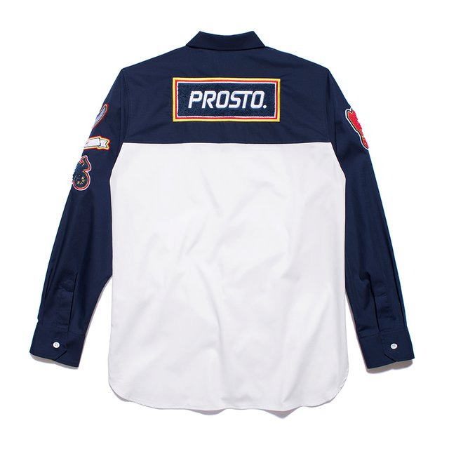SHIRT FRESH VISION TOP NAVY