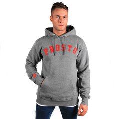 ST HOODY SUPERIOR MEDIUM HEATHER GREY