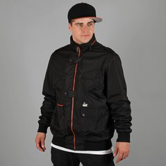 KL JACKET SERGEANT2 BLACK