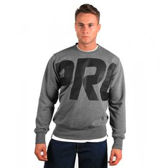 KL SWEATSHIRT FRAGMENT MEDIUM HEATHER GREY