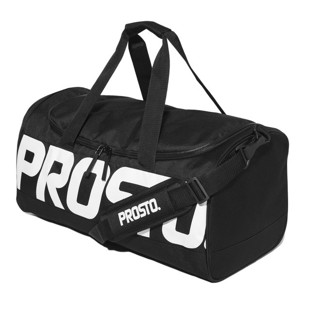 GYM BAG TRES BLACK