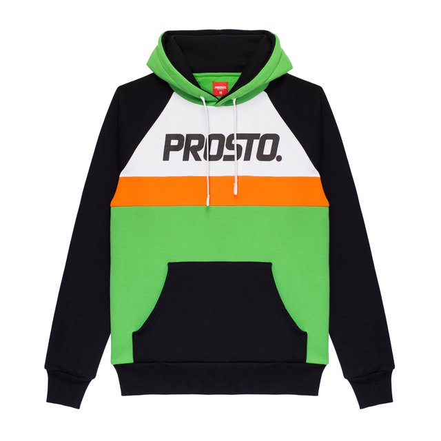 HOODIE SHOULD GREEN