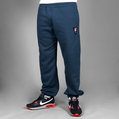 ST PANTS BUCKLE DARK BLUE