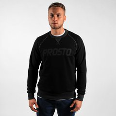 KL SWEATSHIRT TONE BLACK