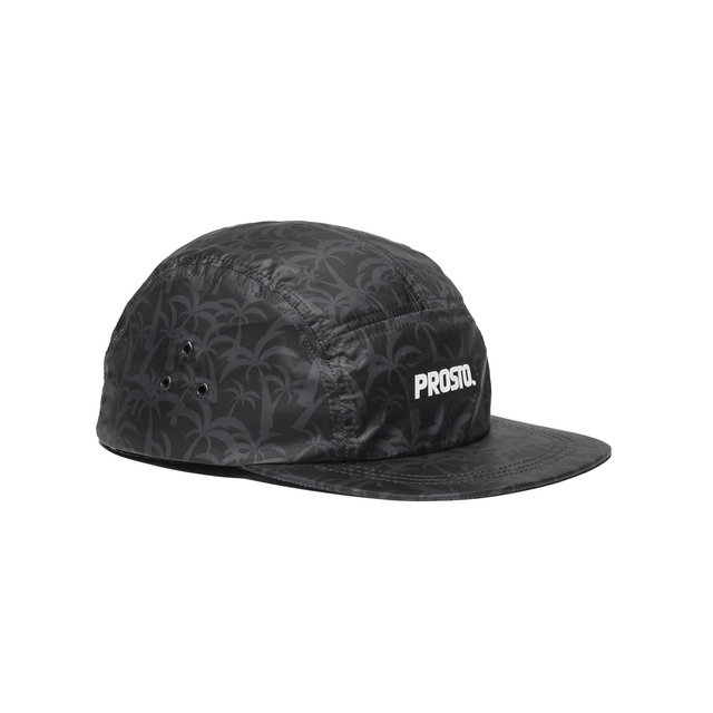 5PANEL CAP ATHENS BLACK